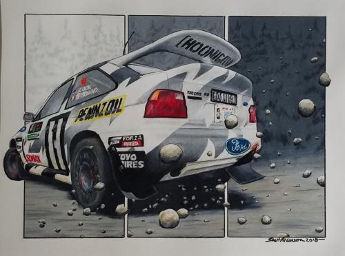 Remembering The Cossie